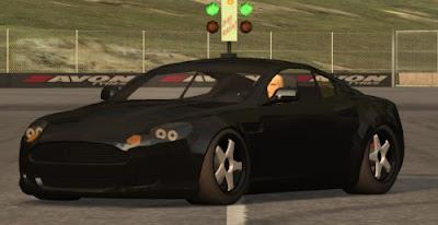 LFS Aston Martin DB9 Yaması İndr