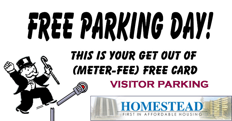 Homestead Land Holdings Free Parking Pass