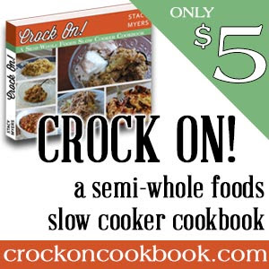 Semi-Whole Foods Cookbook