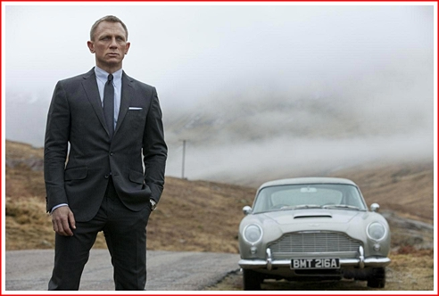 Which Gadget Was Cut From The Aston Martin Db5