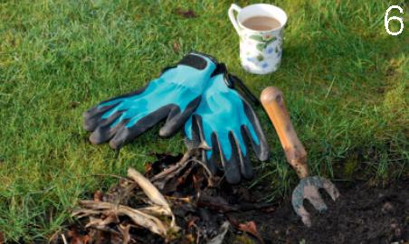 garden gloves, nitrile garden gloves