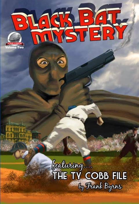 Black Bat Mystery Vol. 2