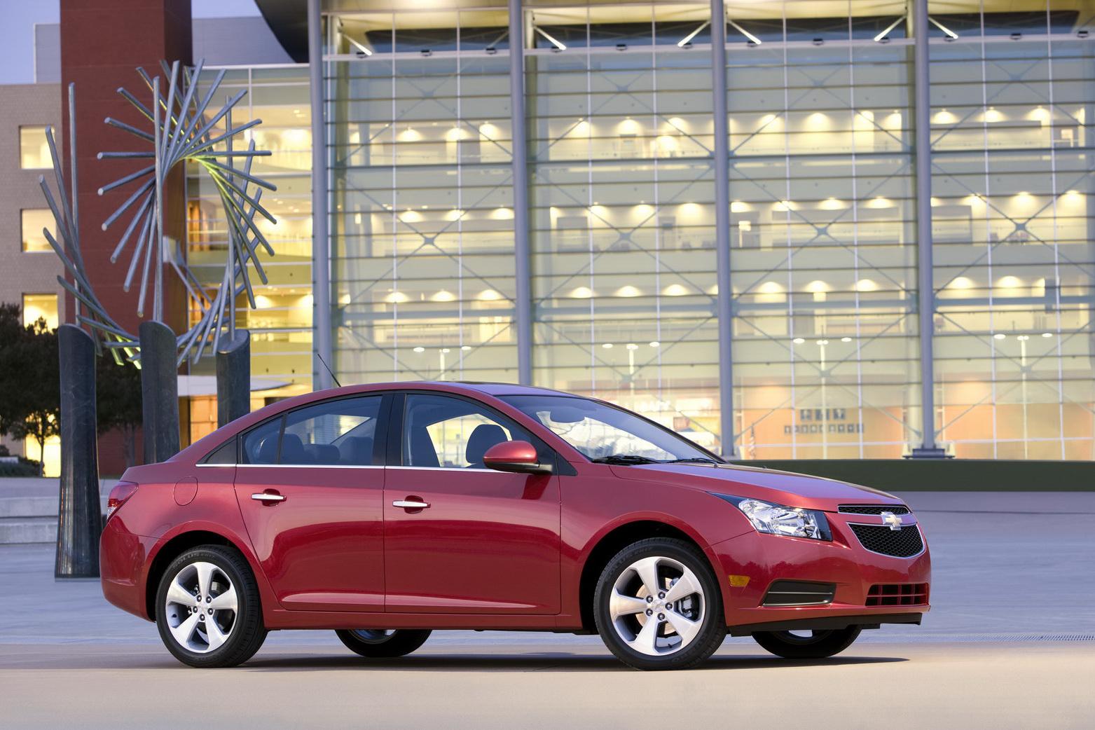 Gm Recall Chevrolet Cruze Models For 2011 Auto Blitz