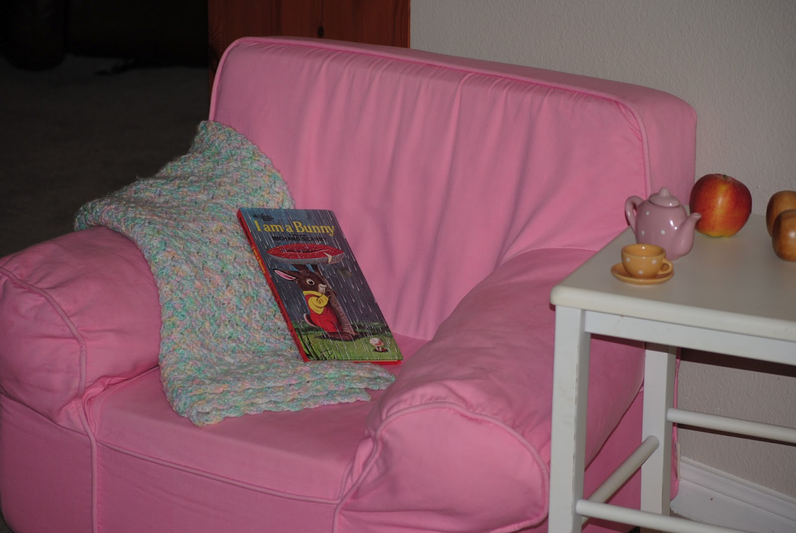 pottery barn kids chair cover. Black Bedroom Furniture Sets. Home Design Ideas