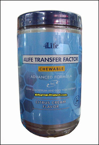 foto 4Life Transfer Factor Chewable