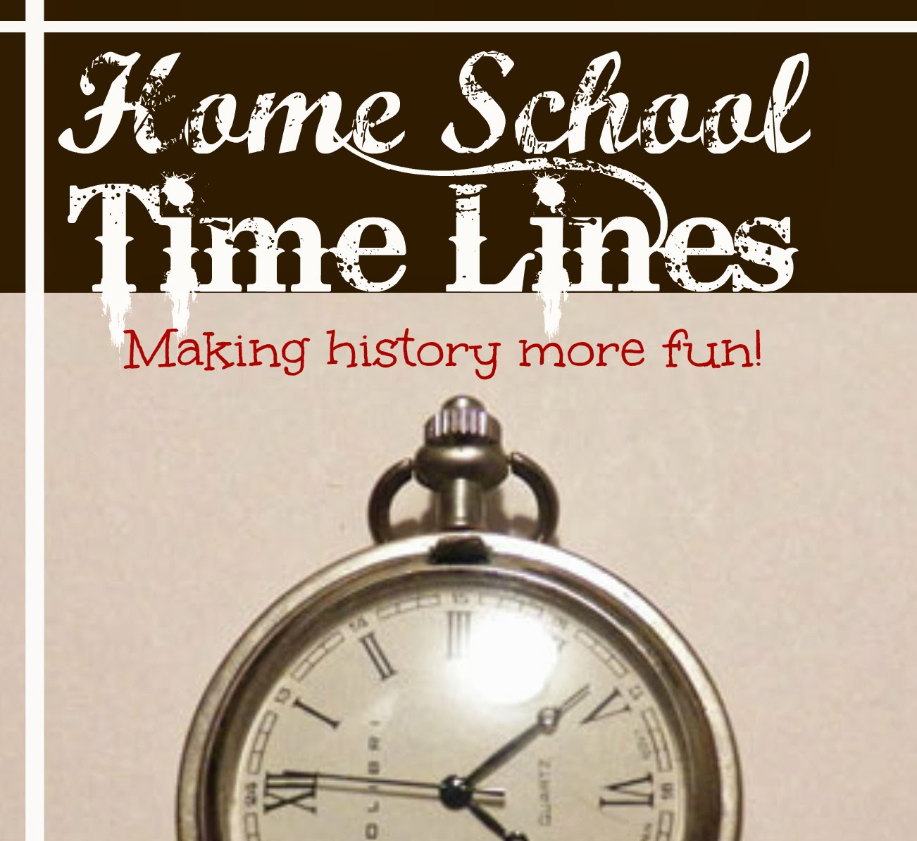 home school time lines