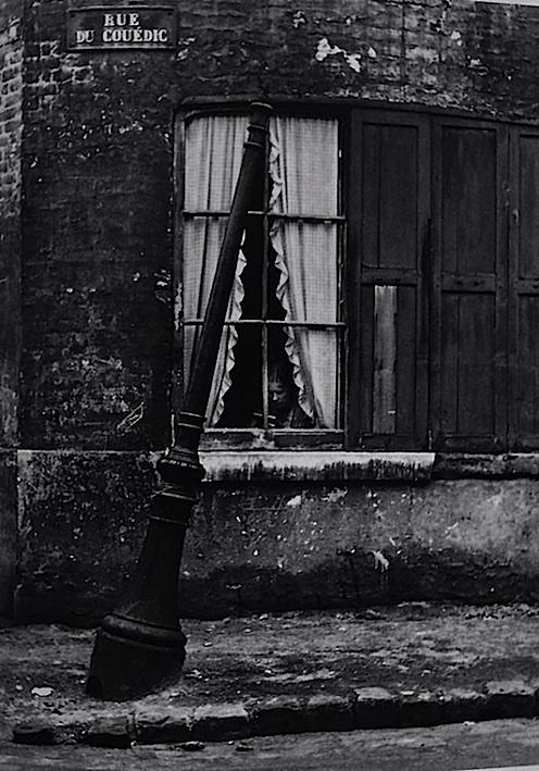 Kertész . El Havre, 1948