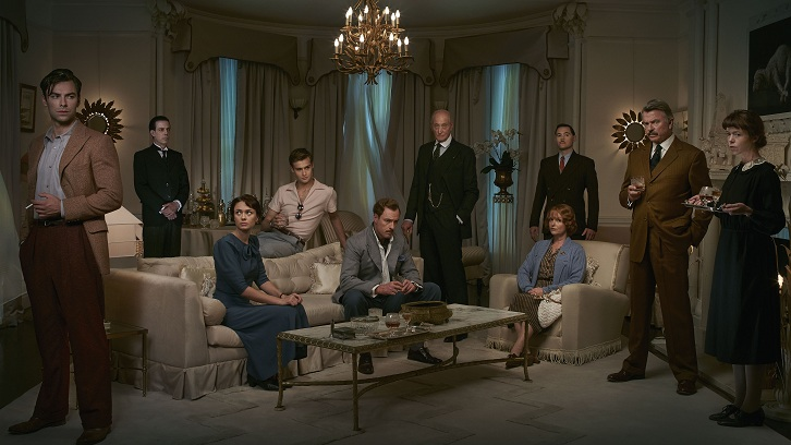 And Then There Was None - Episode One - Advance Preview, Dialogue Teasers + Promotional Photos