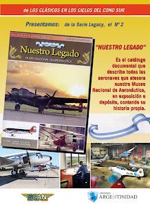 Catálogo Ilustrado de Aeronaves del MNA