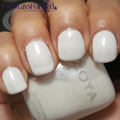 Zoya Paradise Sun - Genesis | Kat Stays Polished