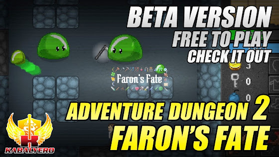 Faron's Fate, Beta Version, Free-To-Play, Check It Out