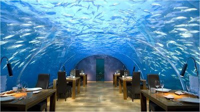 Ithaa Undersea Restaurant