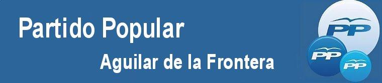 Partido Popular Aguilar de la Frontera