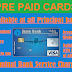 What is a prepaid card and how can you get it from a bank