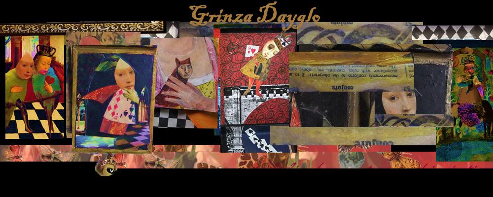 Grinza Dayglo