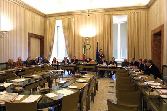 Osservatorio molisano sulla legalit il diritto alla for Commissione esteri camera