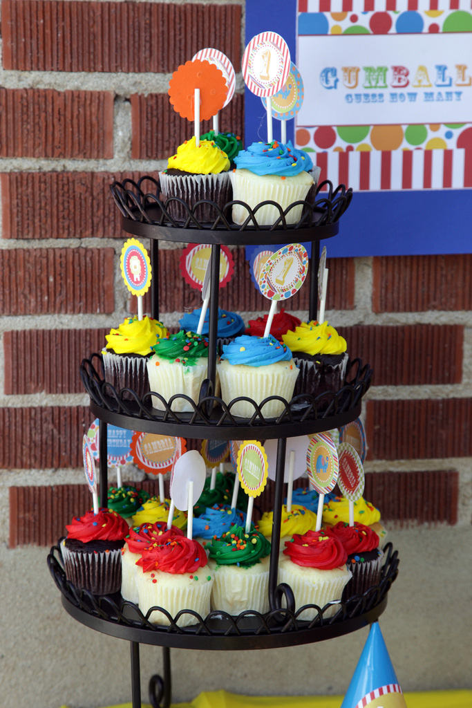 Circus-Themed Birthday Party | Bless This Mess