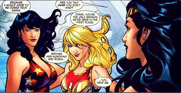 Wonder Girl - DC Comics