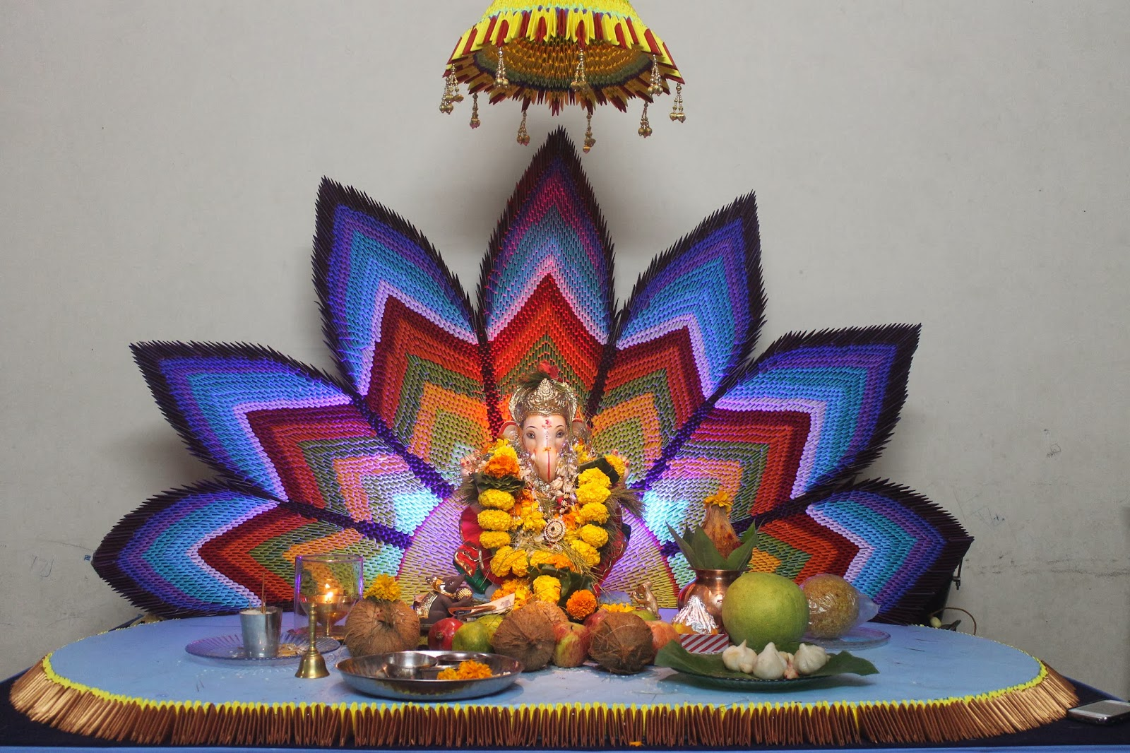 Ecofriendly decoration ashwini manjure jpg 1600 1200 Environmentally friendly decorations