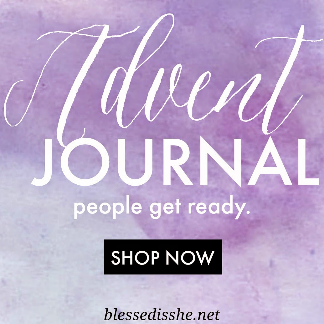Looking for a great devotional journal this Advent?