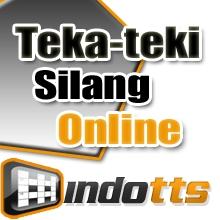 Teka Teki Silang Online