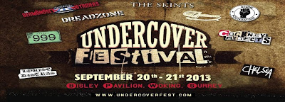 The Undercover Festival - Line up now complete
