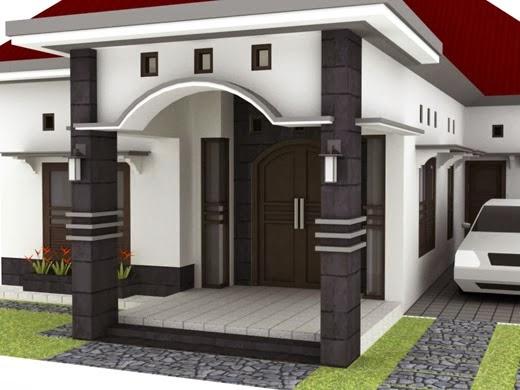 desain rumah ukuran x