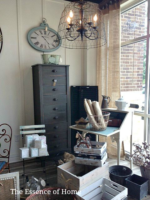 The Essence Of Home A Charming Chalk Paint Store