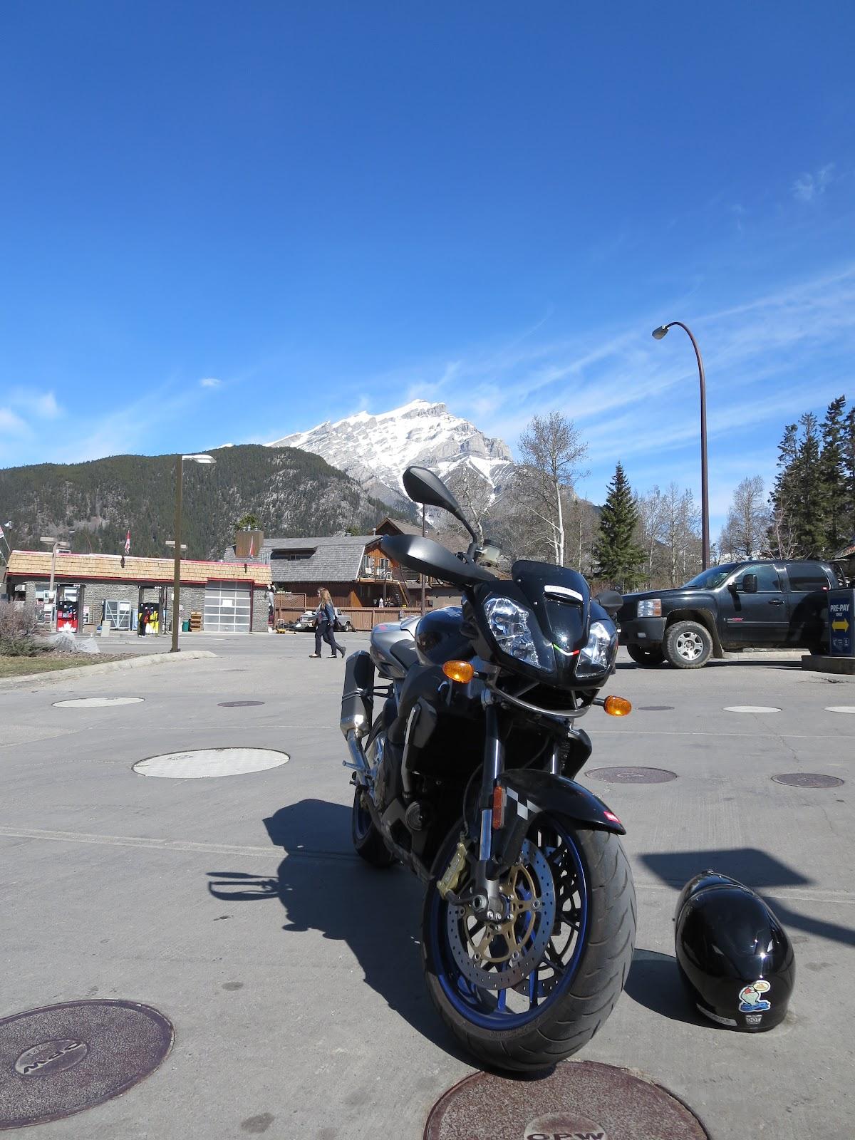 Aprilia Tuono Banff