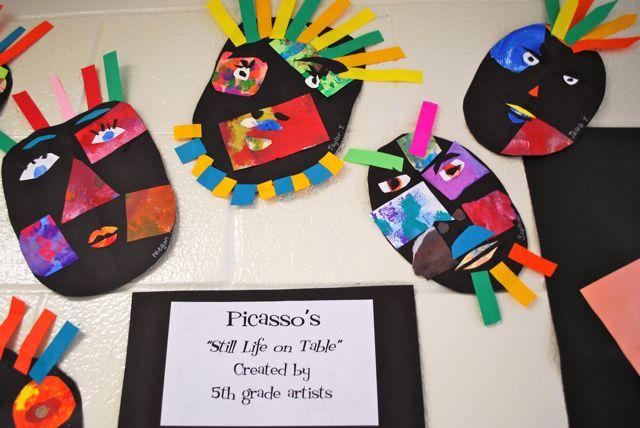 Pablo Picasso Sculptures Paper