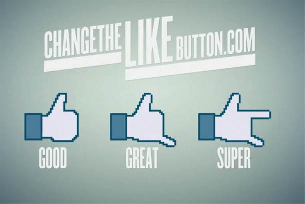 Change the Like Button - Facebook - Super Bock
