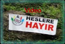 Heslere HAYIR...!!!!!!!