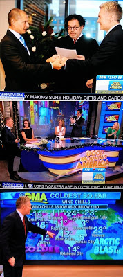 Sam Champion's gay marriage featured on Good Morning America Dec. 24, 2012