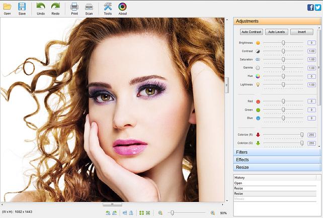 Top 10 Software Gratis Edit Gambar