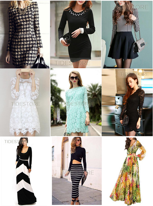 cheap long sleeve dresses