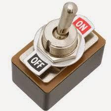 Sakelar (Switch), jenis, fungsi dan karakternya