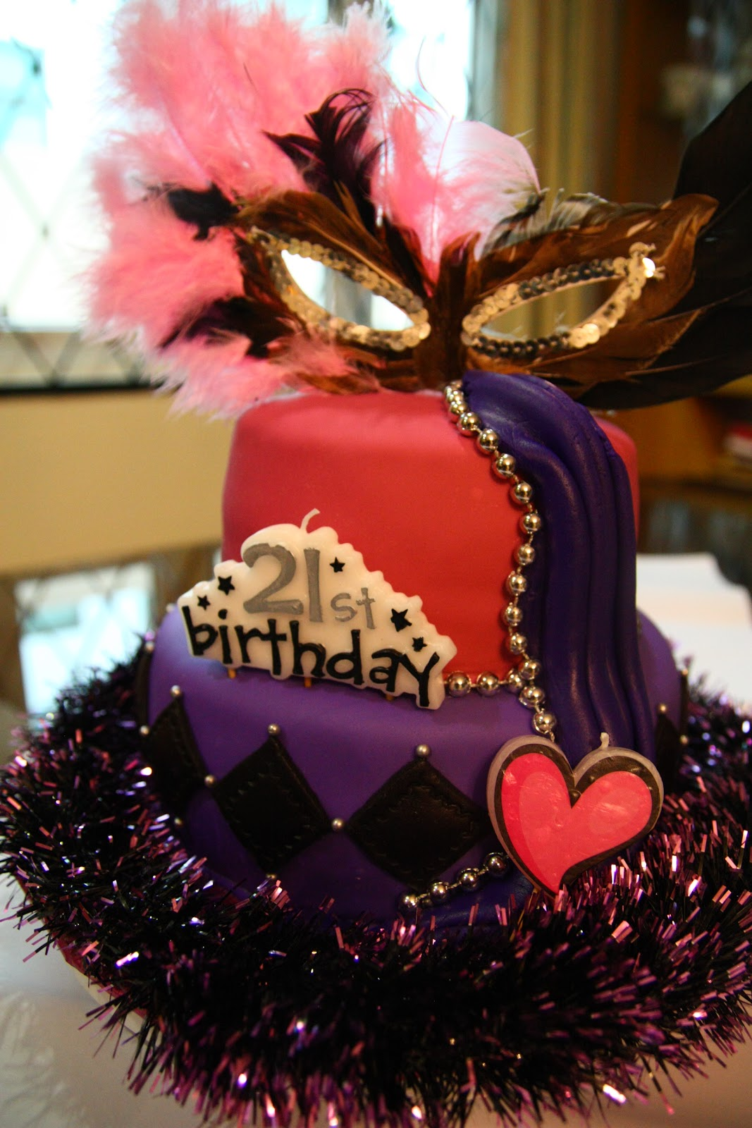 Masquerade Cake Sherbakes