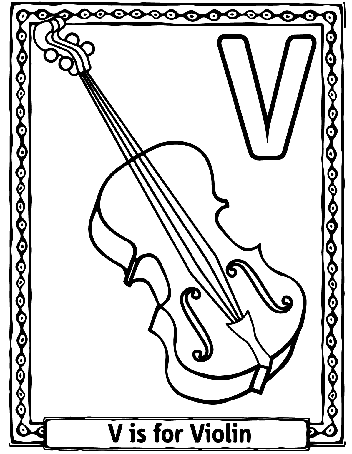 Cartoon Alphabet Coloring Pages : Free lower case flash cards coloring pages