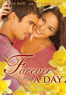 Forever and a Day, kc concepcion, sam milby, star cinema