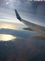 and flying north over PORTUGAL.....