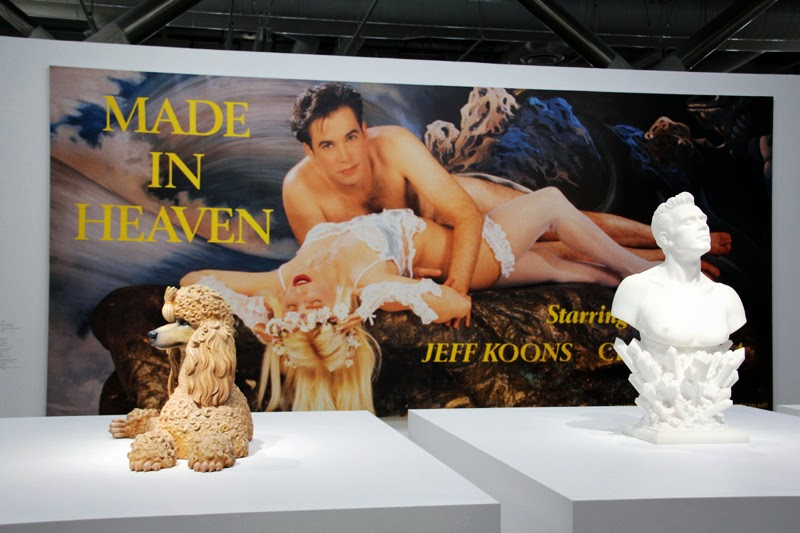 "Jeff Koons ""Made in Heaven"""