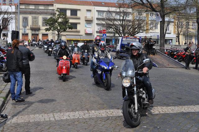 Nacional - Barcelos recebeu de braços abertos o Dia Nacional do Motociclista DSC_6685