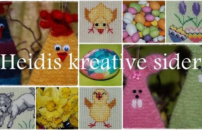 Heidis kreative sider