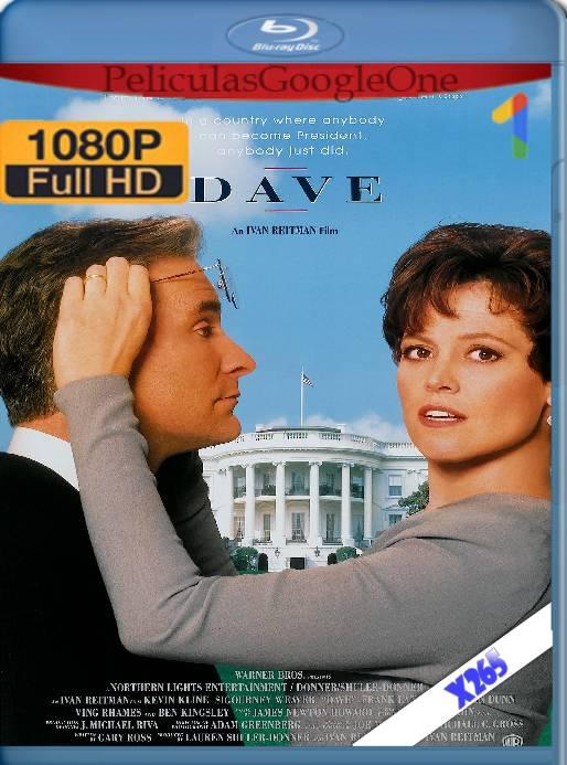Dave (1993) x265 [1080p] [Latino] [GoogleDrive]