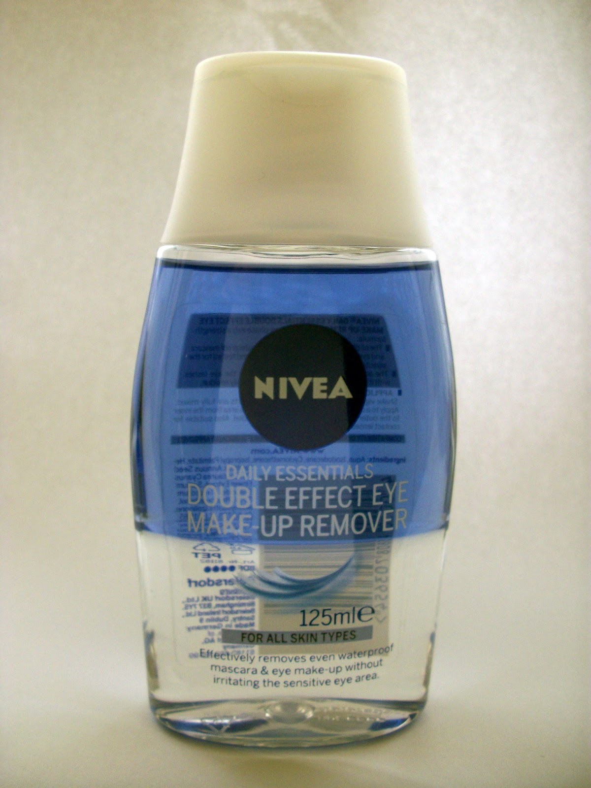 Nivea Daily Essentials Double Effect Eye Makeup Remover