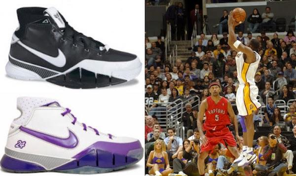 Nike Zoom Kobe I 1 bryant