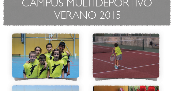 Campus multideportivo verano 2015 vicalv blog for Piscina municipal vicalvaro