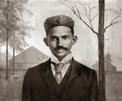 Mahatma Gandhi in Egypt