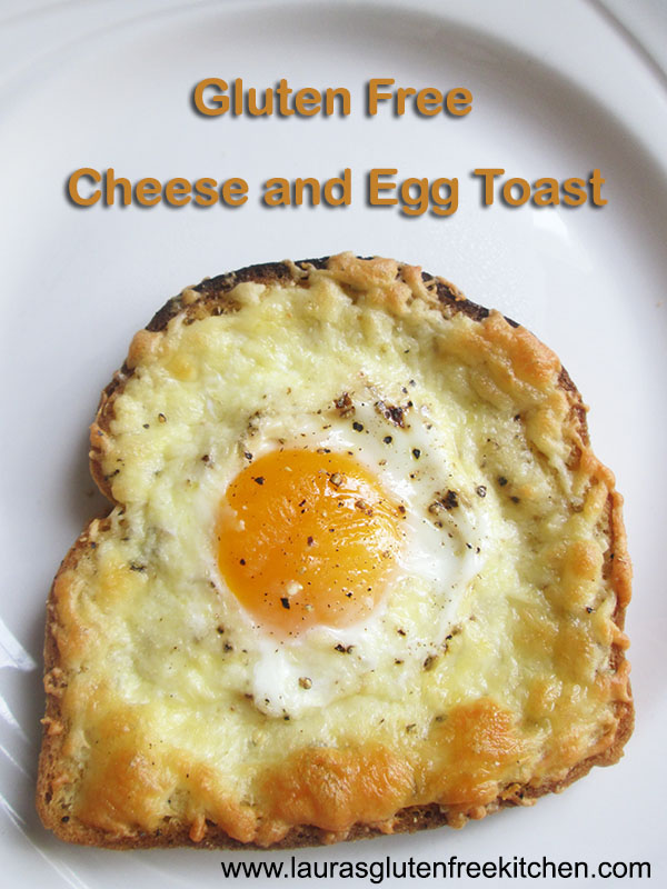 Cheese and Egg Breakfast Toast