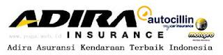 Adira Asuransi Kendaraan Autocillin dan Motopro Terbaik Indonesia
